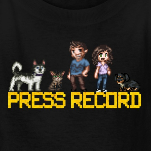 Pixel Art - Kids' T-Shirt