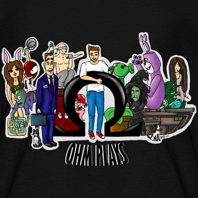 Ohm Shirt Ohm Plays Final Version Title png