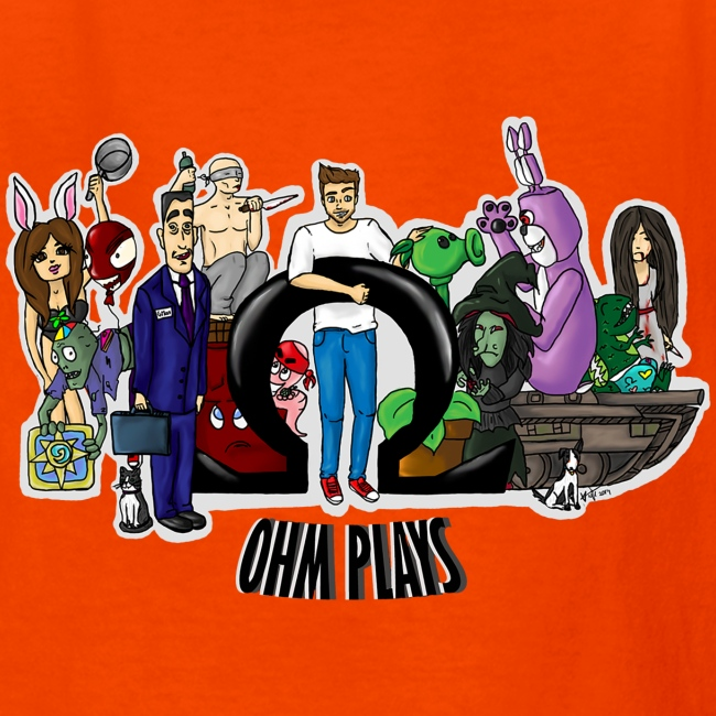 Ohm Shirt Ohm Plays Final Version Title png
