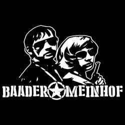 Andreas Baader & Ulrike Meinhof