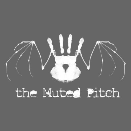 Death Bat BW White png - Kids' T-Shirt