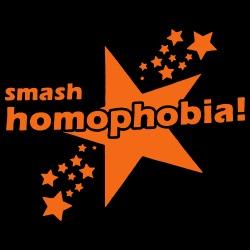 Smash homophobia!