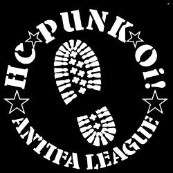 HC Punk Oi! Antifa league