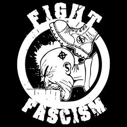 Fight fascism