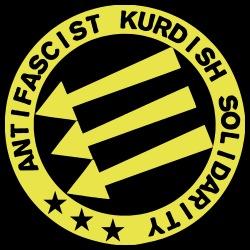 Antifascist Kurdish solidarity