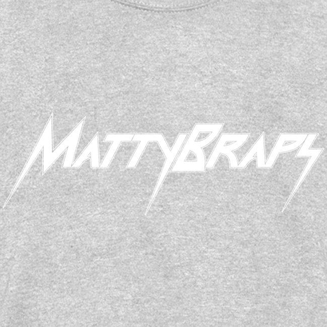 mattybrapslogo white