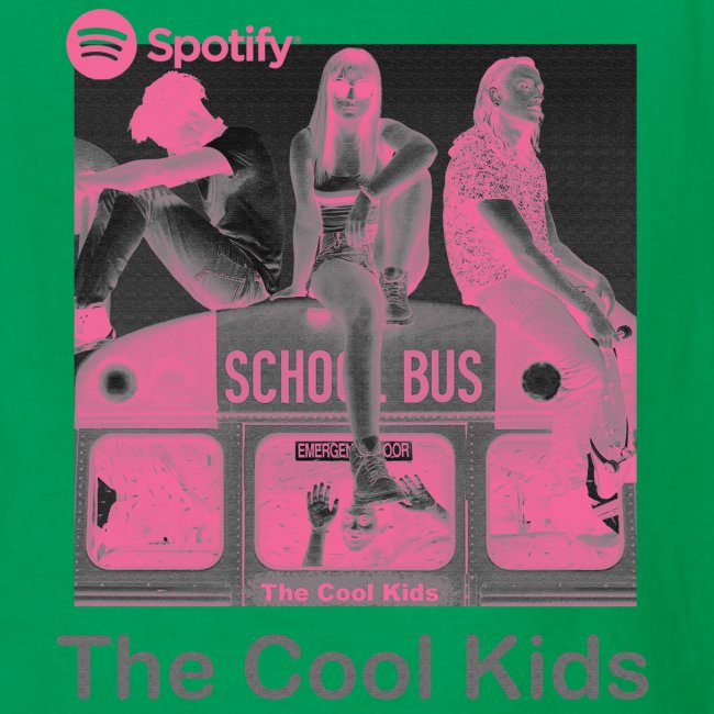 The Cool Kids - Pink Indigo