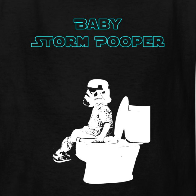 Baby Storm Pooper Blue