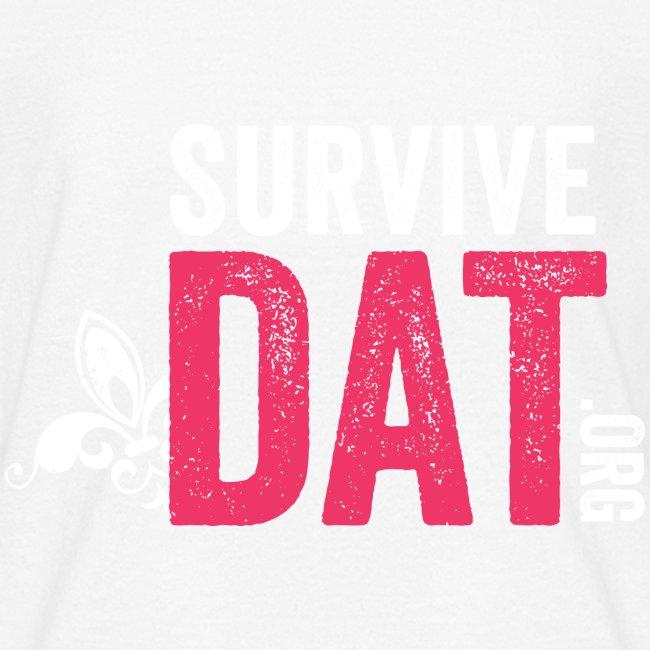 pink white box d logo png