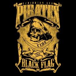 Caribbean sea pirates - rise the black flag