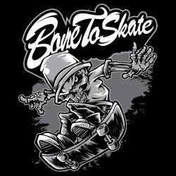 Bone to skate
