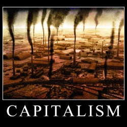 Capitalism = Pollution