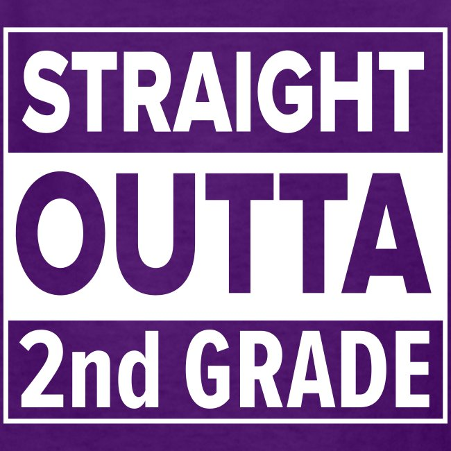 straightoutta 2nd