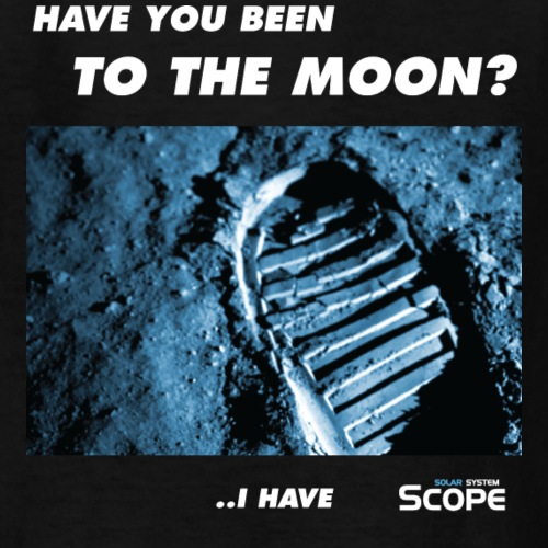 Solar System Scope : Have you been to the Moon - Kids' T-Shirt