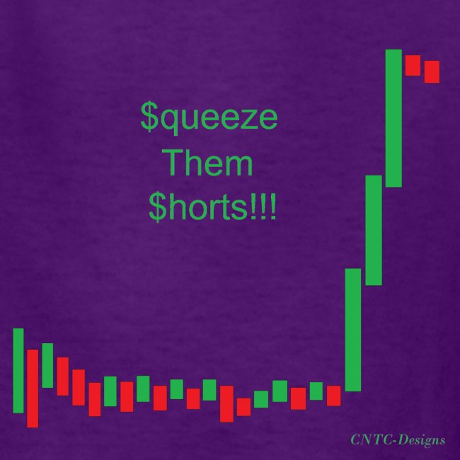 Squeeze them shorts!!!