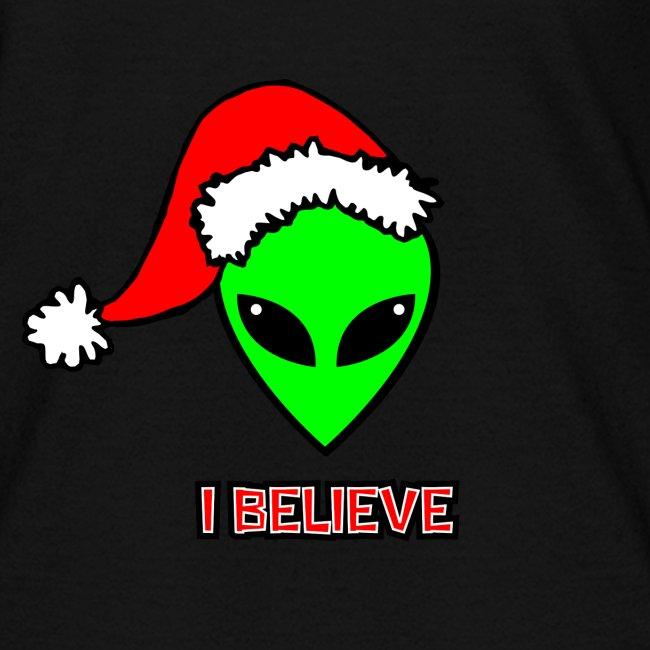 Santa Alien