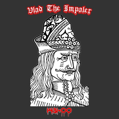 Vlad The Impaler - Kids' T-Shirt