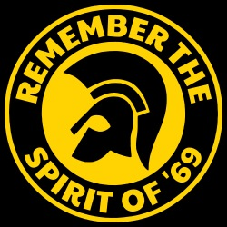 Remember the spirit of \'69