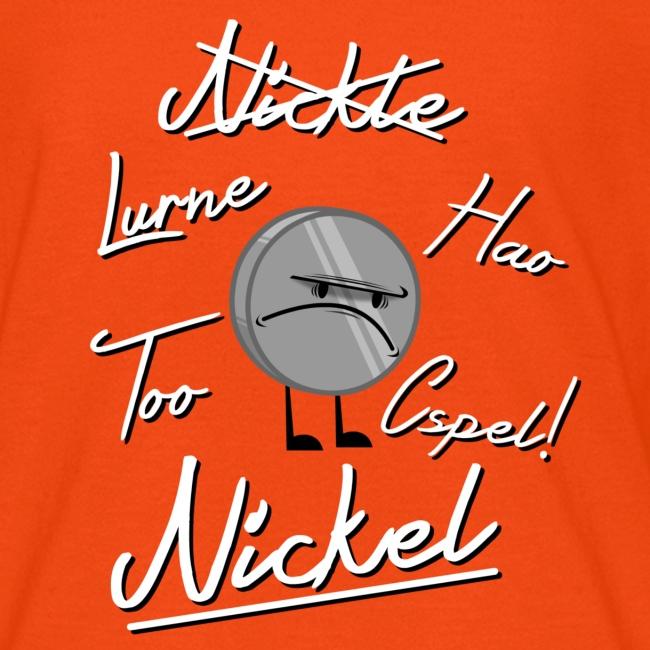 Nickel LurneHaoTooCspel