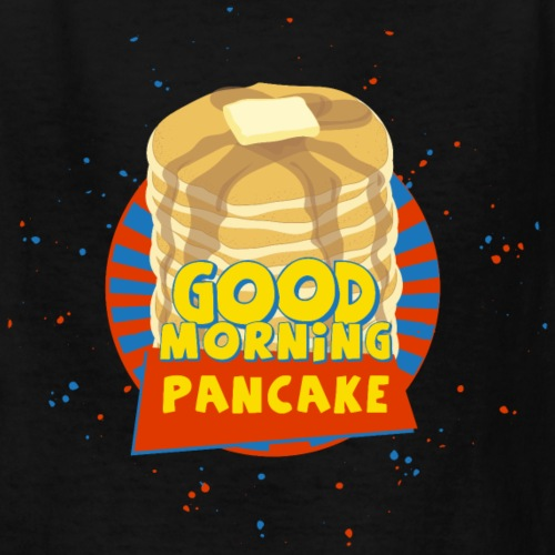 morningpancake - Kids' T-Shirt