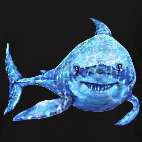 sharp shark - Kids' T-Shirt
