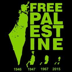 Free Palestine 1946-2015