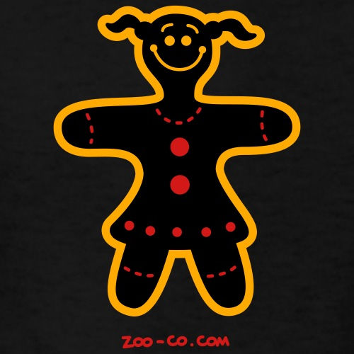 Christmas Cookie Woman - Kids' T-Shirt