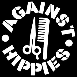 Against hippies