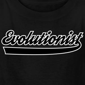 evolutionist - Kids' T-Shirt
