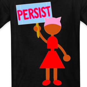 Let's Unite! A Day Without A Woman March 3-8-17 - Kids' T-Shirt