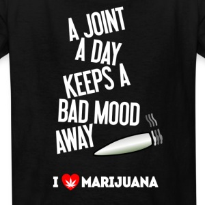 A Joint A Day - Kids' T-Shirt