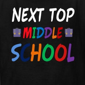 Next Stop Middle School - Kids' T-Shirt