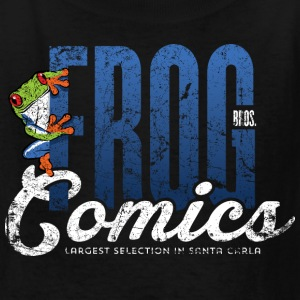 Frog Comics - Kids' T-Shirt