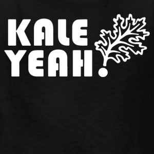 Kale Yeah - Kids' T-Shirt
