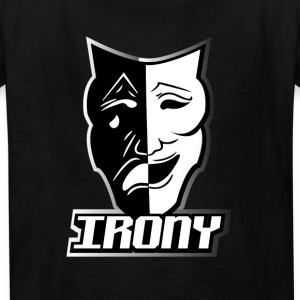 Irony standard T - Kids' T-Shirt