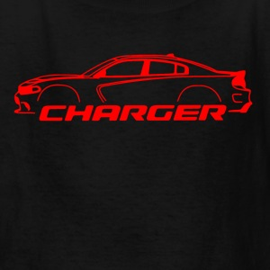 Red Charger - Kids' T-Shirt