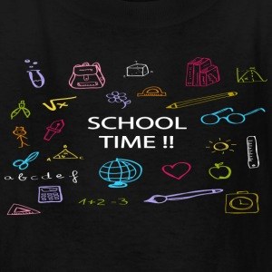 School Time - Kids' T-Shirt