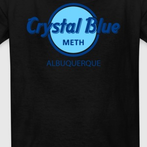 Crystal Blue Meth - Kids' T-Shirt