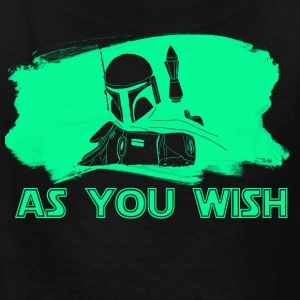 As You Wish - Kids' T-Shirt