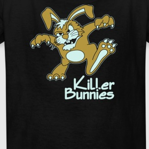 Killer Bunnies - Kids' T-Shirt
