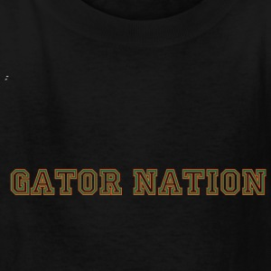 Gator Nation Plus Size Fit - Kids' T-Shirt