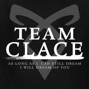Shadowhunters - Team Clace - Kids' T-Shirt