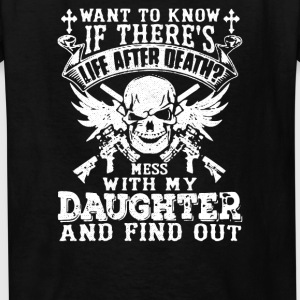 Is There Life After Death - Kids' T-Shirt