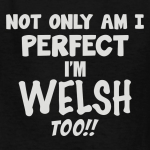 Perfect Welsh - Kids' T-Shirt