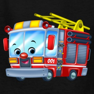 Firetruck Arthur Collection - Kids' T-Shirt