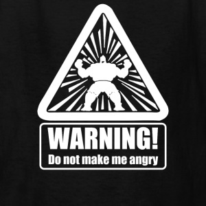 Anger Problems - Kids' T-Shirt