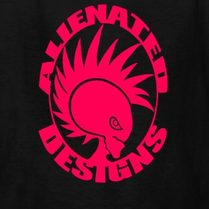 Alienates Design - Kids' T-Shirt