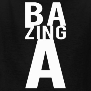 Bazinga - Kids' T-Shirt