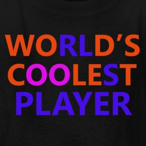 Players design - Kids' T-Shirt