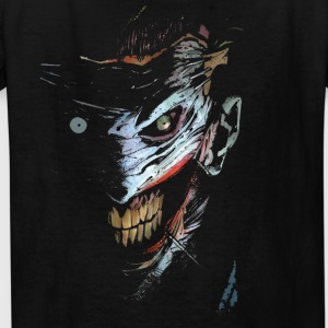 Joker Ghost Face - Kids' T-Shirt